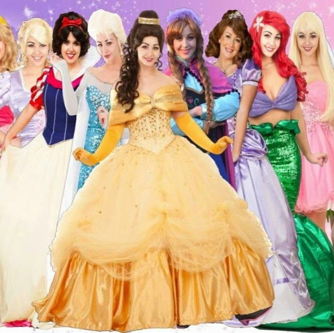 Movie Princesses